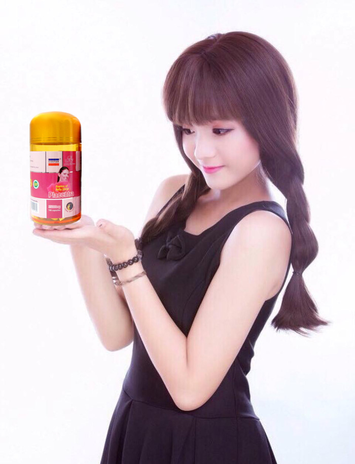 Viên nhau thai cừu Costar Placentra Baby Sheep Essential 35000mg